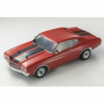 KYOSHO FAZER Vei Chevelle SS 454 LS6 Cranberry Red