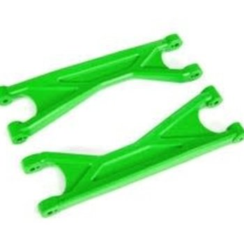 Traxxas SUSPENSION ARMS GREEN UPPER HD