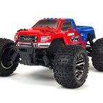 arrma 1/10 Granite 4X4 3S BLX 4WD MT (Red/Blue)