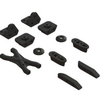 arrma Wing Mount Set (Grd ship inc lower 48)