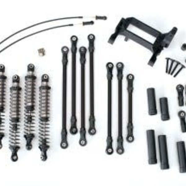 Traxxas 8140 High Lift Kit, TRX-4 BLACK