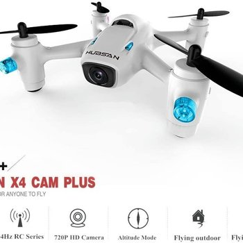 Great planes H107C+ X4 Micro Quadcopter Camera Plus RTF