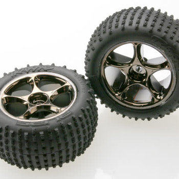 Traxxas 2470A Tires & Wheels Assembled (2)