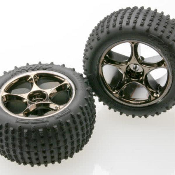 Traxxas 2470A Tires & Wheels Assembled (2)