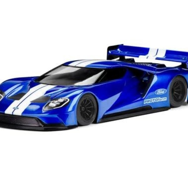 Ford GT Clear Body, 200mm: Pan Car