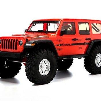 SCX10III Jeep JLU Wrangler w/Portals,Org:1/10RTR