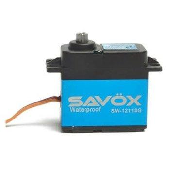 SAVOX Savox SW-1211SG Waterproof Case Digital Steel Gear Servo