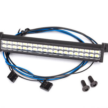 Traxxas LED light bar, front bumper (fits #8124 front bumper, requires #8028 power supply)