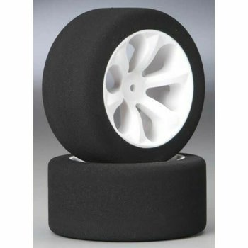 JAC2040LP Low Profile Pink Foam Tires Jato (2)