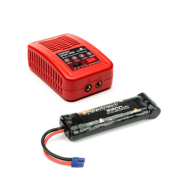 Dynamite Powerstage Bundle - Stage 1: 7 Cell NiMh, 3300mAh