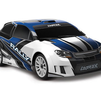 Traxxas LaTrax Rally: 1/18 Scale 4WD Electric Rally Racer