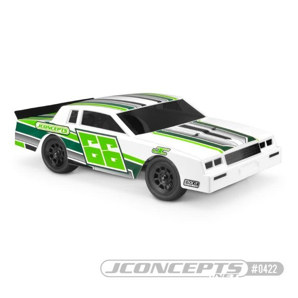 1987 Chevy Monte Carlo - Street Stock body