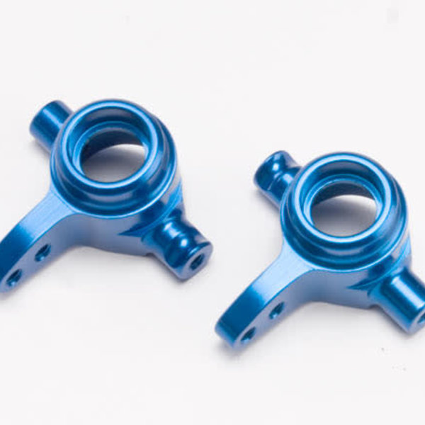 Traxxas 6837X Steering Blocks Alum Lt/Rt Slash 4x4