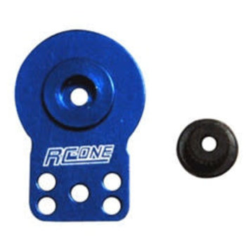 RC-ONE X58 HEAVY DUTY BLUE SERVO SAVER FOR JR
