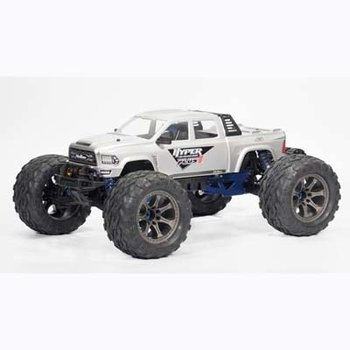 HOA Hyper MT Plus II MONSTER TRUCK BL RTR- Silver Body