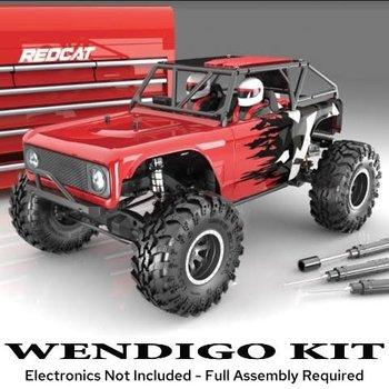 redcat WENDIGO KIT 1/10 SCALE ROCK RACER