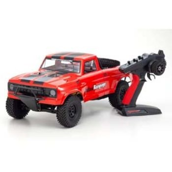 KYOSHO KYOSHO OUTLAW RAMPAGE PRO RED