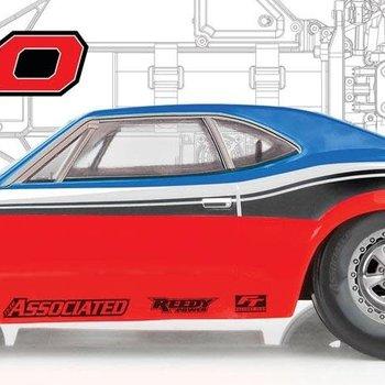 ASC DR10 Drag Race Car Team Kit