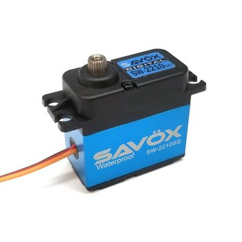 SAVOX Waterproof Premium Brushless Digital Servo .11sec / 500oz @