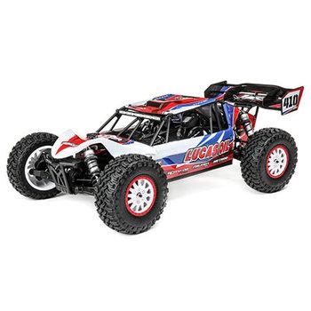 LOSI Tenacity DB Pro, Lucas Oil, Smart: 1/10 4WD RTR