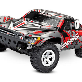 Traxxas Slash: 1/10-Scale 2WD Short Course Racing Truck with TQ 2.4GHz radio  (grd shipping inc.)