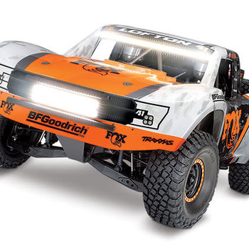 Traxxas Unlimited Desert Racer : 4WD Electric Race Truck with TQi Traxxas Link  Enabled 2.4GHz Radio System and Traxxas Stability Management (TSM)