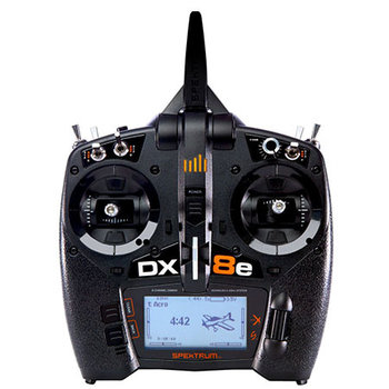 SPECKTRUM DX8e 8 Channel Transmitter Only