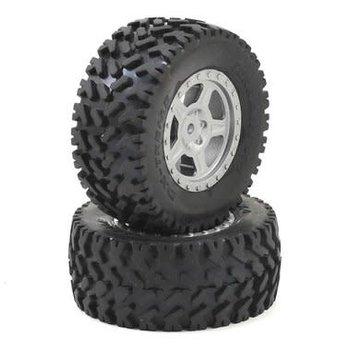 DID Wheel/Tire Assembled w/Foam Insert DT 4.18