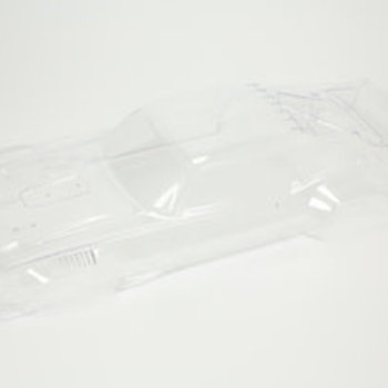 arrma FELONY 6S BLX TRIMMED BODY (CLEAR)