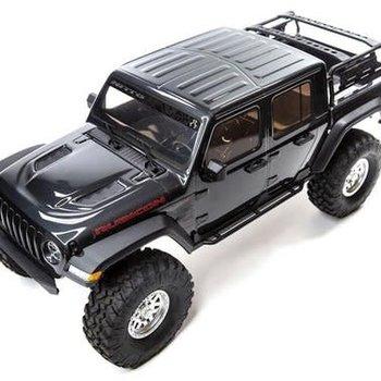 SCX10 III Jeep JT Gladiator w/Portals 1/10 RTR Gry