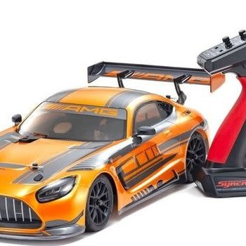 KYOSHO Kyosho 1/10 Nitro Powered Mercedes FW06 AMG GT3 Touring Car KYO33214