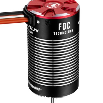 QUICRUN FUSION FOC 2in1 System for Crawlers - 40A 1200KV