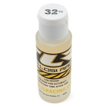 SILICONE SHOCK OIL, 32.5WT, 379CST, 2OZ