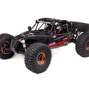 LOSI Lasernut U4 Black, SMART ESC: 1/10 4WD RTR (Ground shipping included in online price to the lower 48 states)