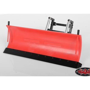 RC4WD RC4WD Super Duty Blade Snow Plow, Red