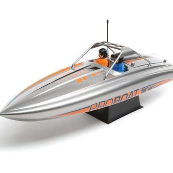"""23"""" River Jet Boat: RTR (Online price includes ground shipping to the lower 48 states)"""