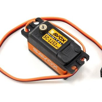SAVOX Low Profile Digital Servo 1252mg