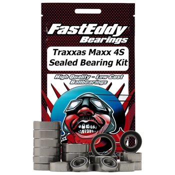 FAST EDDIE Traxxas Maxx 4S Sealed Bearing Kit