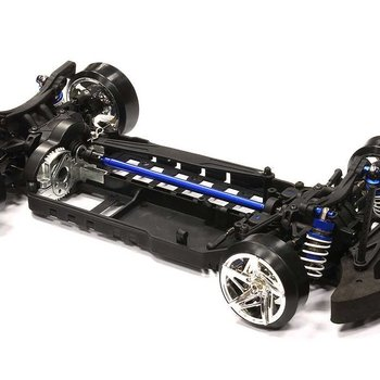 INT Competition Type 1/10 Size 4WD Shaft Drive Drift Car Kit C24553