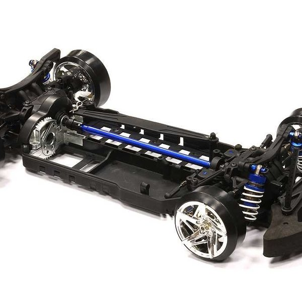 Integy Competition Type 1/10 Size 4WD Shaft Drive Drift Car Kit C24553