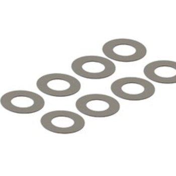 arrma Shim 6.2x11.9x0.2mm (8)