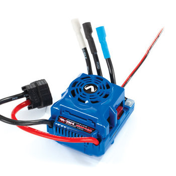 Traxxas 3465 - Velineon® VXL-4s High Output Electronic Speed Control, waterproof (brushless) (fwd/rev/brake)( Ground Ship Inc Lower 48)
