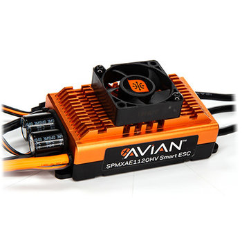 Spektrum Avian 120 Amp Brushless Smart ESC 6S - 12S
