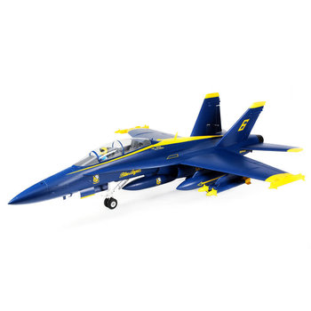 F-18 Blue Angels 80mm EDF BNF Basic
