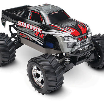 Traxxas Stampede 4X4: 1/10-scale 4WD Monster Truck