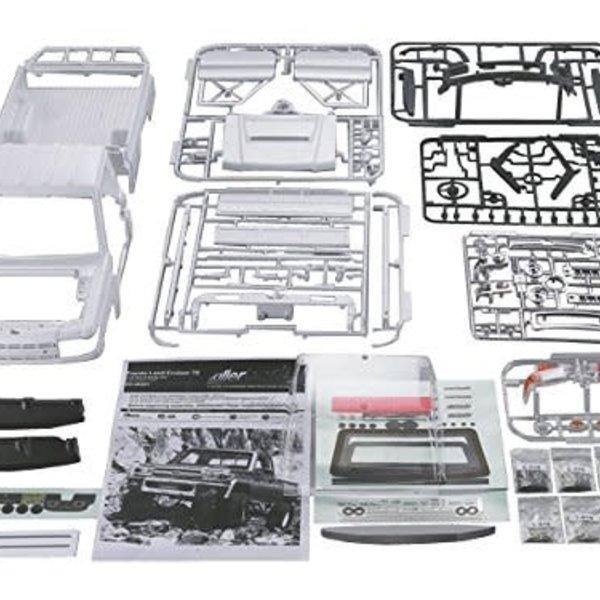 redcat 1/10 Toyota Land Cruiser 70 Hard Body Kit by Killerbody