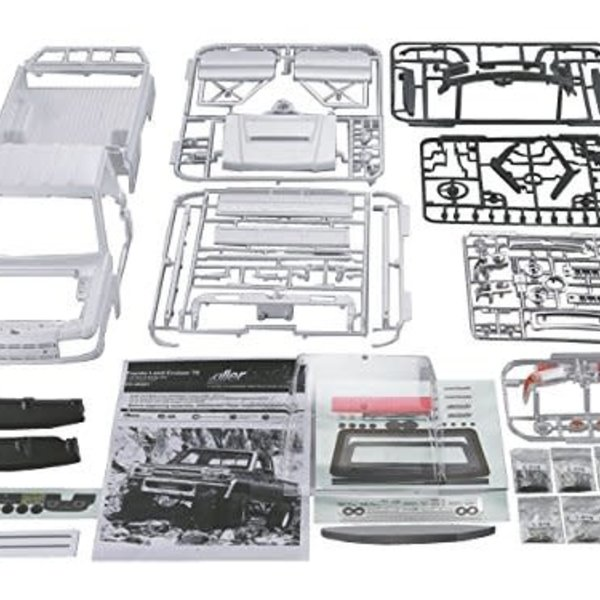 Redcat Racing 1/10 Toyota Land Cruiser 70 Hard Body Kit by Killerbody