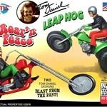 ATLANTIS 1/32 Tom Daniel's Roar' N Peace Motorcycle & Leap Hog 3-Wheeler (Snap) (formerly Monogram)