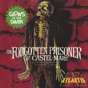 ATLANTIS 1/8 The Forgotten Prisoner of Castel-Mare Glow-in-the-Dark (formerly Aurora)