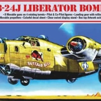 ATLANTIS 1/92 B24J Liberator Buffalo Bill Bomber (formerly Revell)